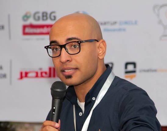 علاء مصطفى - المتحدث الرسمي لحزب الإصلاح والنهضة