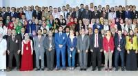 المهندس أحمد سمير أمين شباب حزب الإصلاح والنهضة في نهاية المؤتمر الوطني للشباب