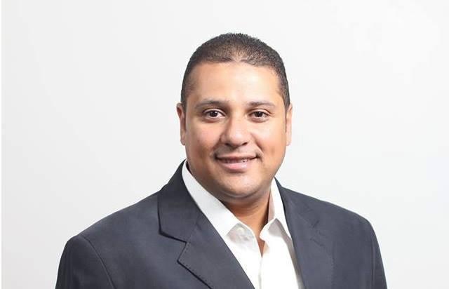 المهندس محمد إسماعيل أمين العلاقات العامة بالحزب